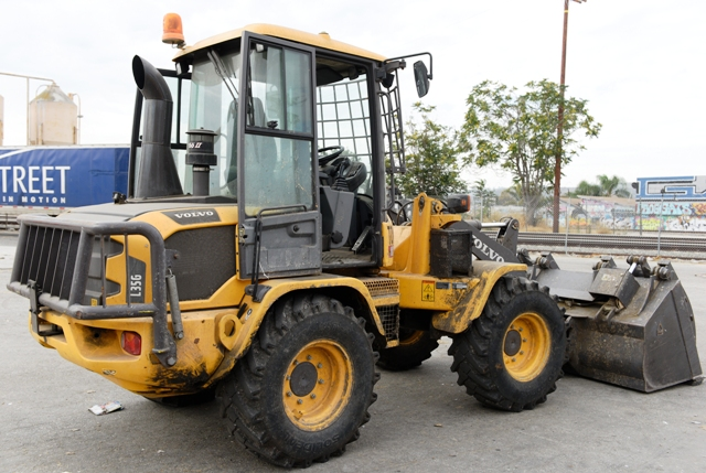 2014 Volvo L35GS - Volvo Loaders