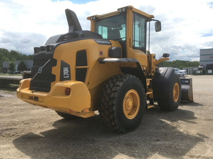 2015 Volvo L70H - Volvo Loaders