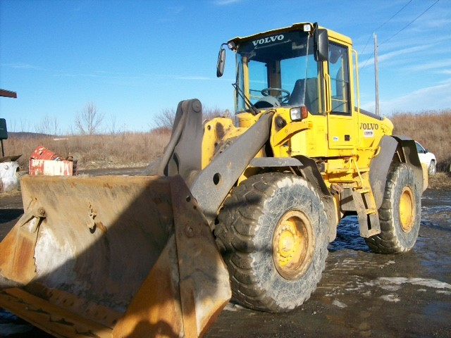 2004 Volvo L90E - Volvo Loaders