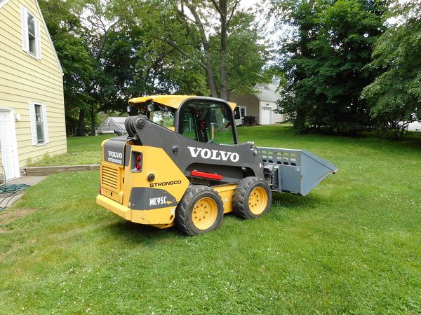 2014 Volvo MC95C - Volvo Loaders