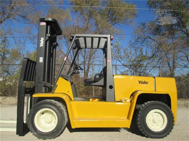 2006 Yale GDP155CA - Yale Forklifts