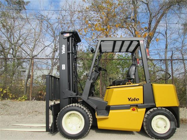 Yale GLP080LG - Yale Forklifts