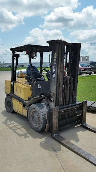 1995 Yale GLP090LGNSB088 - Yale Forklifts
