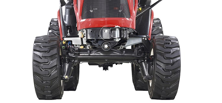 2018 Yanmar 221 XH with Box Blade - Yanmar Tractors
