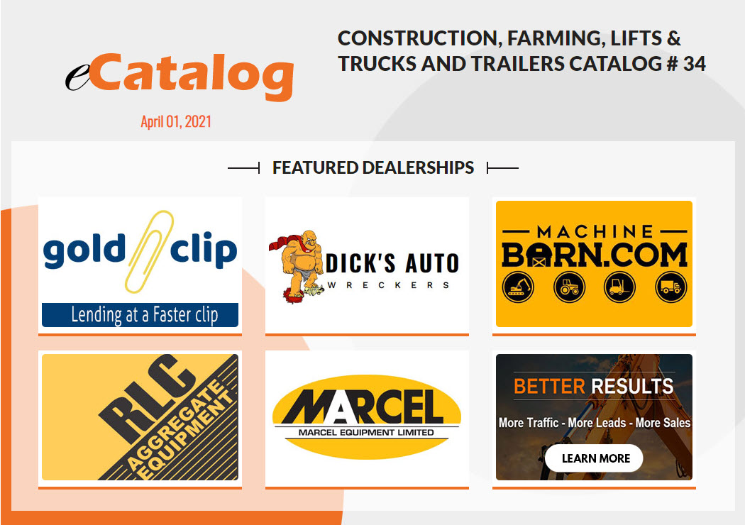 Machinery Marketplace eCatalog # 34