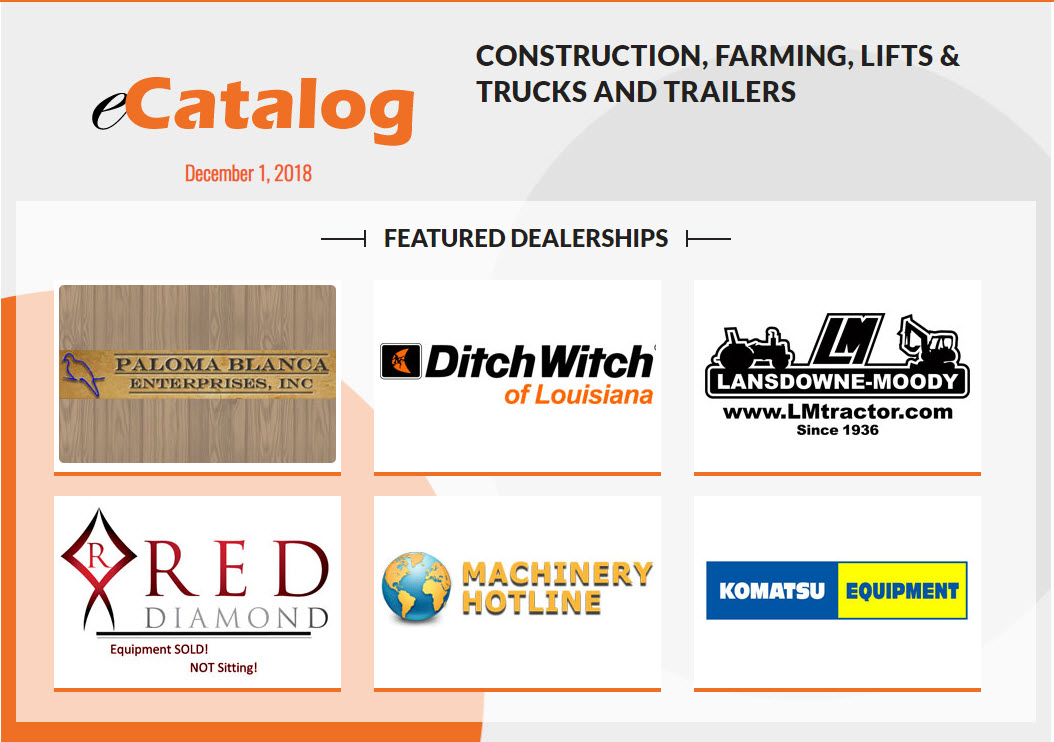 Machinery Marketplace eCatalog # 20