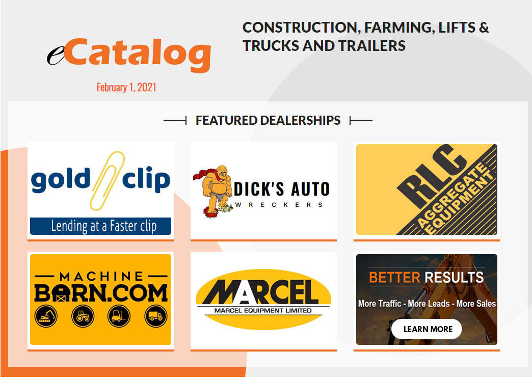 Machinery Marketplace eCatalog # 32