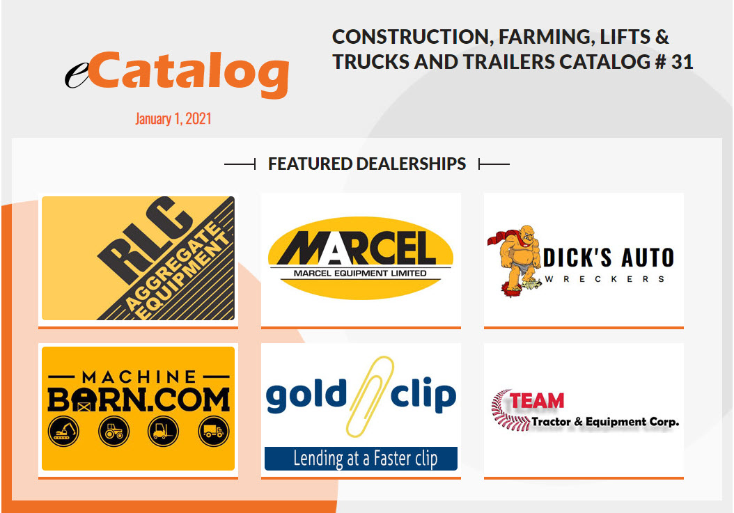 Machinery Marketplace eCatalog # 31