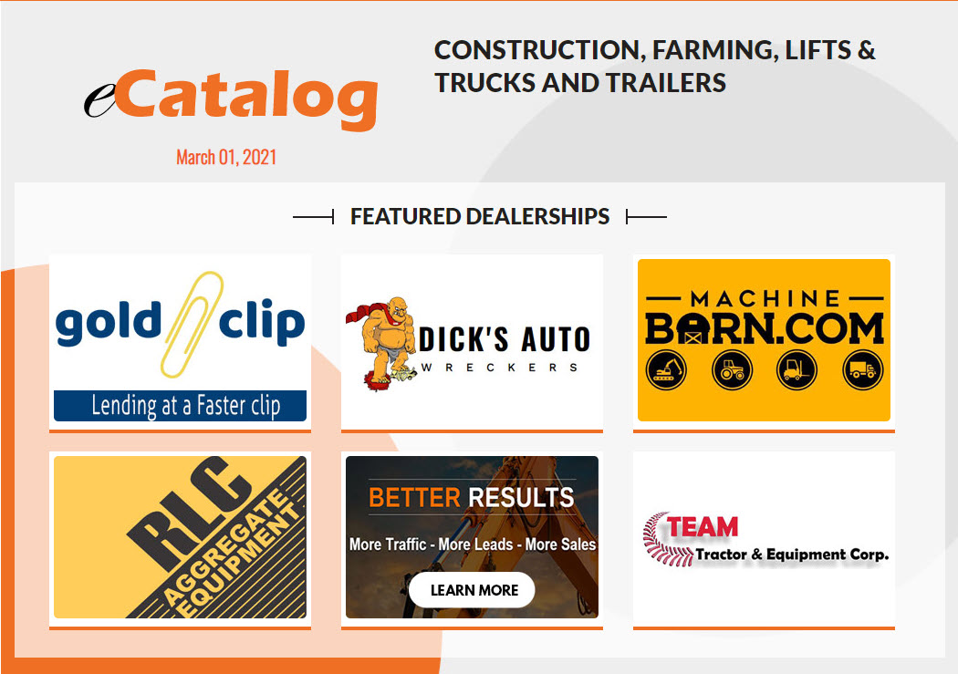 Machinery Marketplace eCatalog # 33