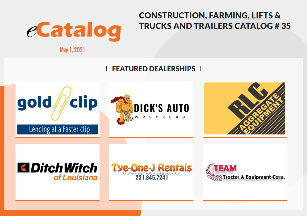 Machinery Marketplace eCatalog # 35