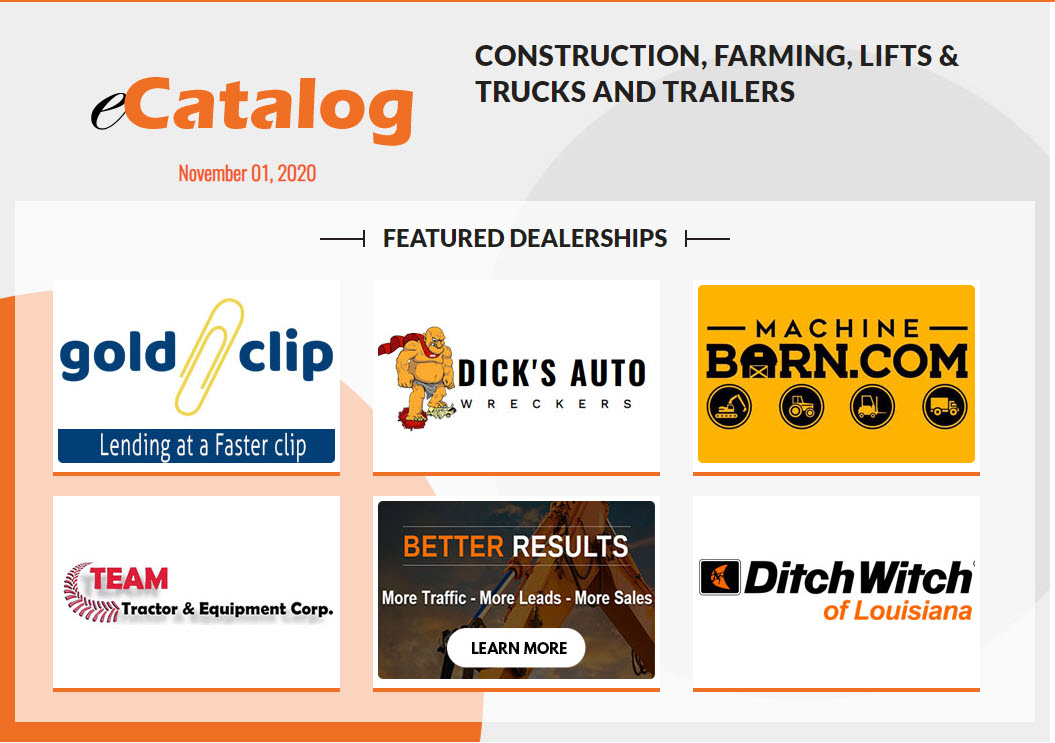 Machinery Marketplace eCatalog # 29