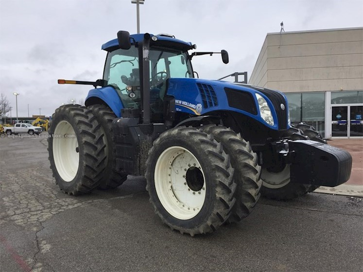 New Holland Tractor Wheel Weights : New holland t for sale machinery