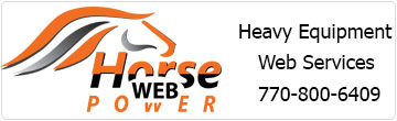 Heavy Equipment Web Services