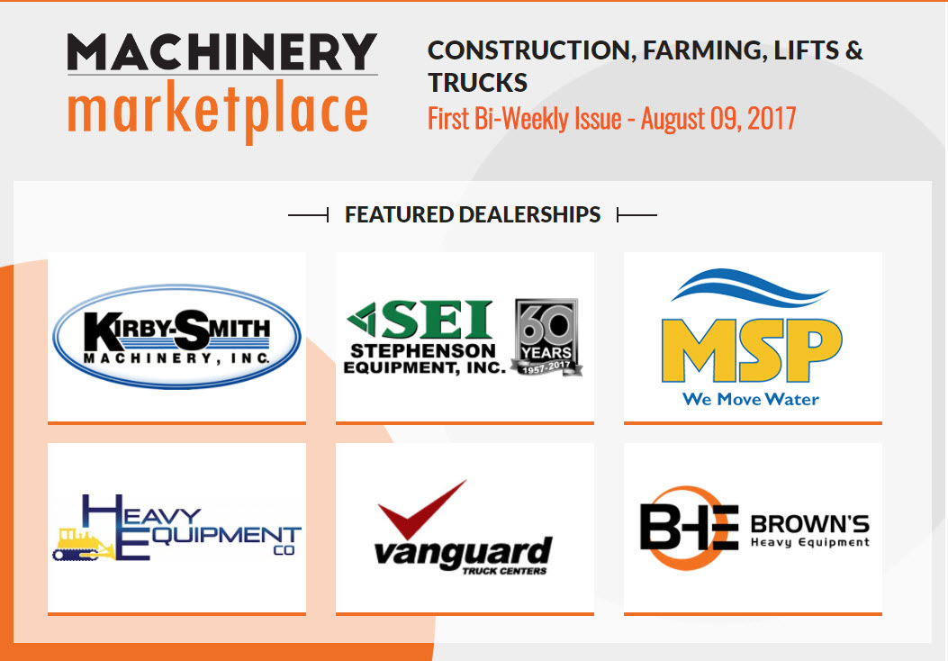 Machinery Marketplace eCatalog # 0