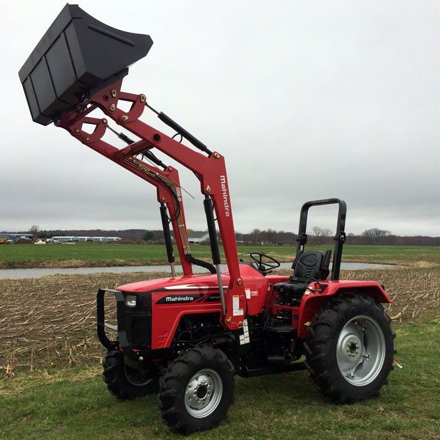Mahindra Tractors For Sale
