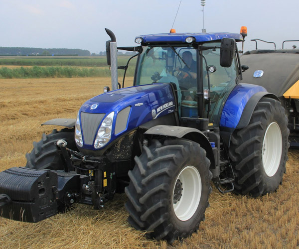 New Holland Tractors For Sale